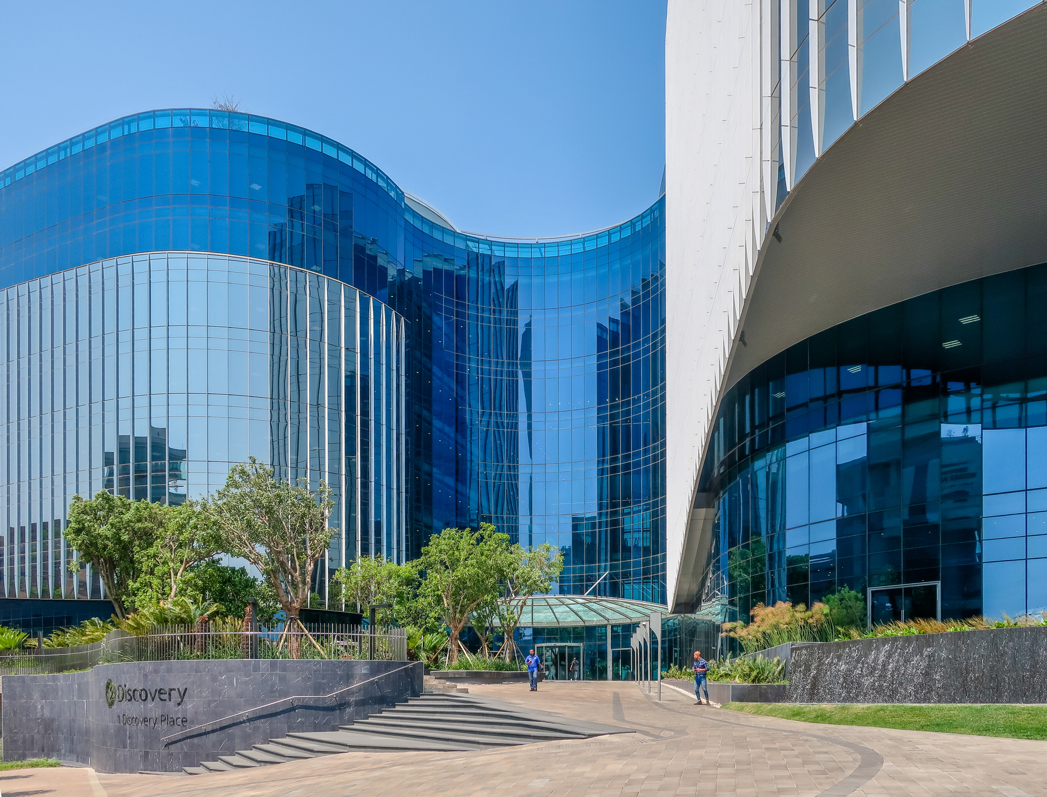 HQ Offices – Johannesburg – Development