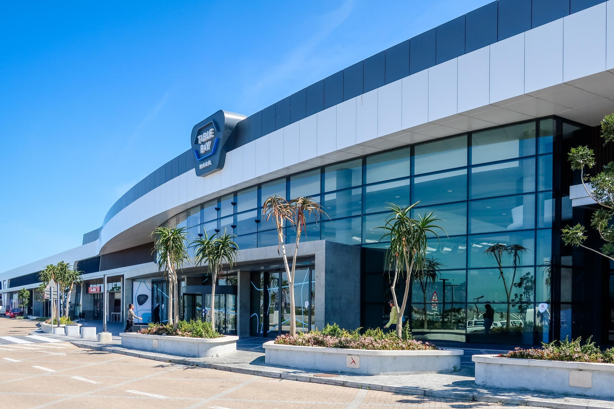 Shopping Centre – Cape Town – Development
