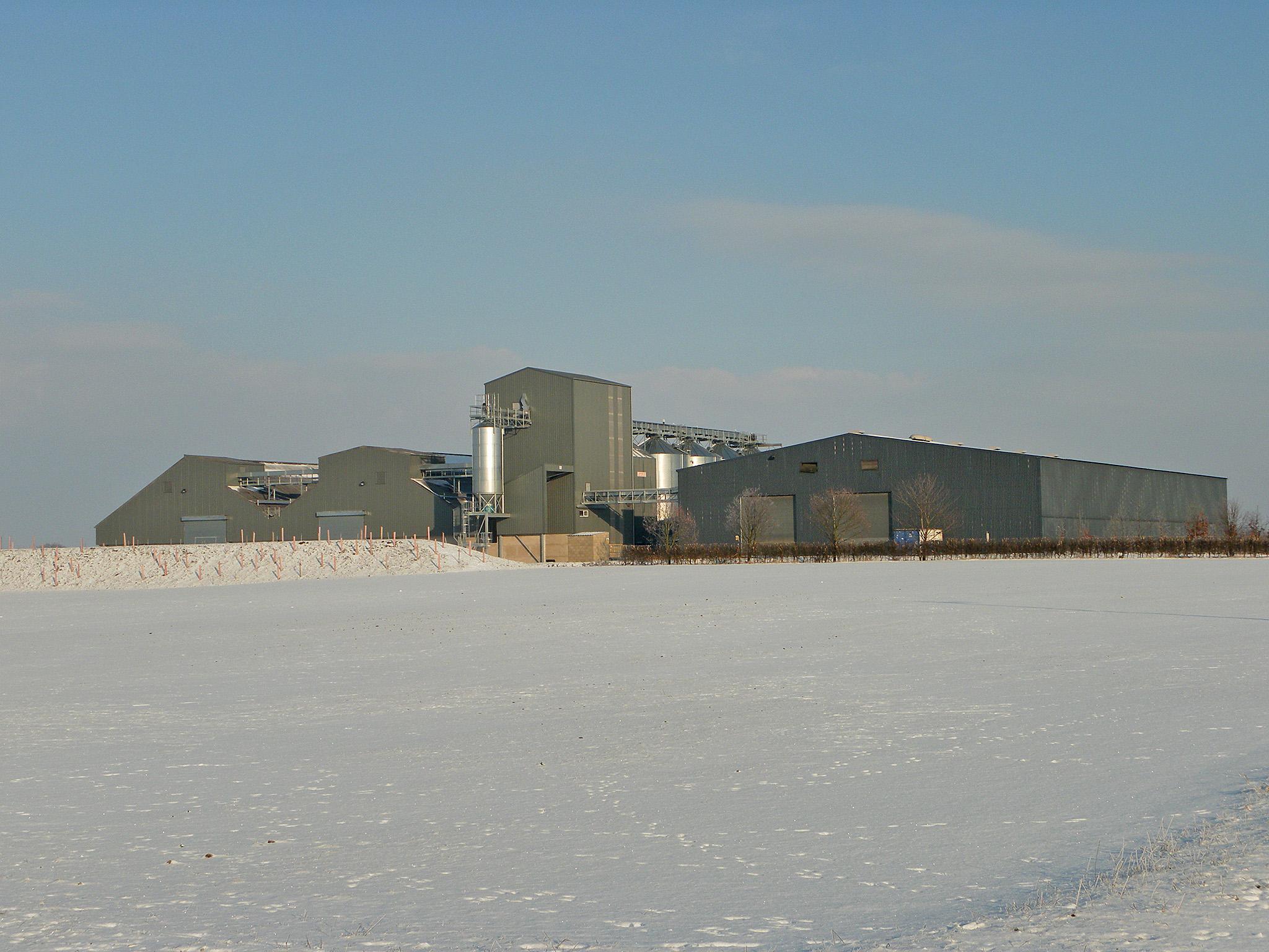 Grain Store – East Anglia – Redevelopment